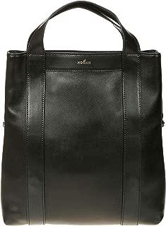 Luxury Fashion | Hogan Womens KBW016C0200LM6B999 Black Handbag | Fall Winter 19
