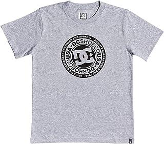DC Shoes Circle Star - Camiseta para Niños 8-16 EDBZT03380