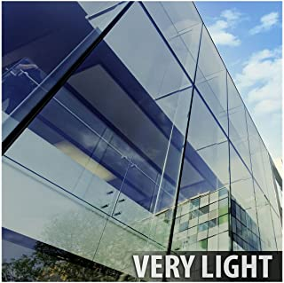 BDF NSN70 Window Film Transparent Ultra High Heat Rejection & UV Cut NSN 70 (Very Light) - 60in X 100ft