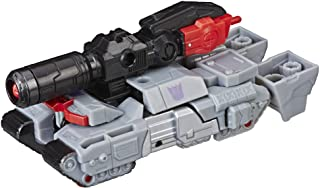 Transformers E3643AS20 Cyberverse Action Attackers: 1-Step Changer Megatron Action Figure Toy Grey