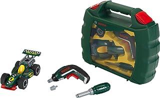 Theo Klein 8395 Bosch Grand Prix Case with Ixolino II, Toy, Multi-Colored