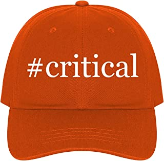 #Critical - A Nice Comfortable Adjustable Hashtag Dad Hat Cap