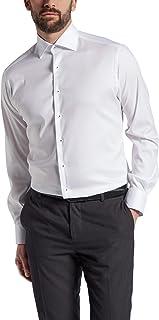 Eterna Long Sleeve Shirt Modern FIT Stretch uni