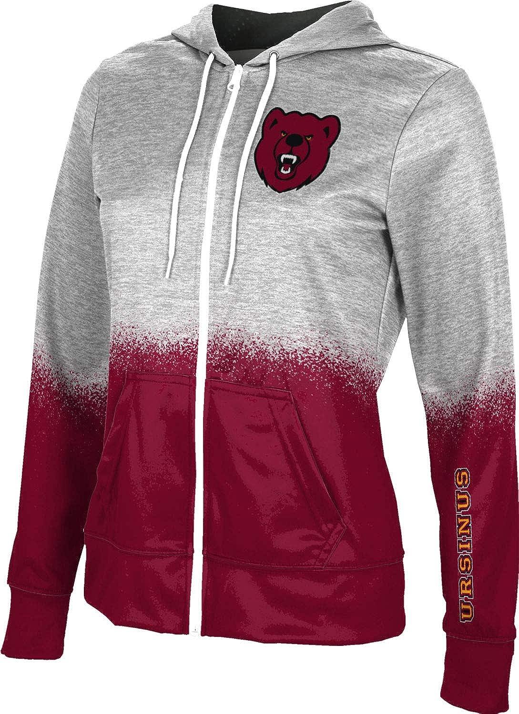 ProSphere Ursinus 2021 spring and summer new College Girls' Zipper Hoodie Spirit School Selling and selling Sw