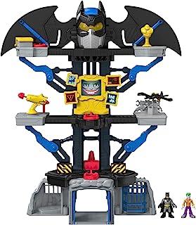 Imaginext DC Super Friends Transforming Batcave Playset CHH91