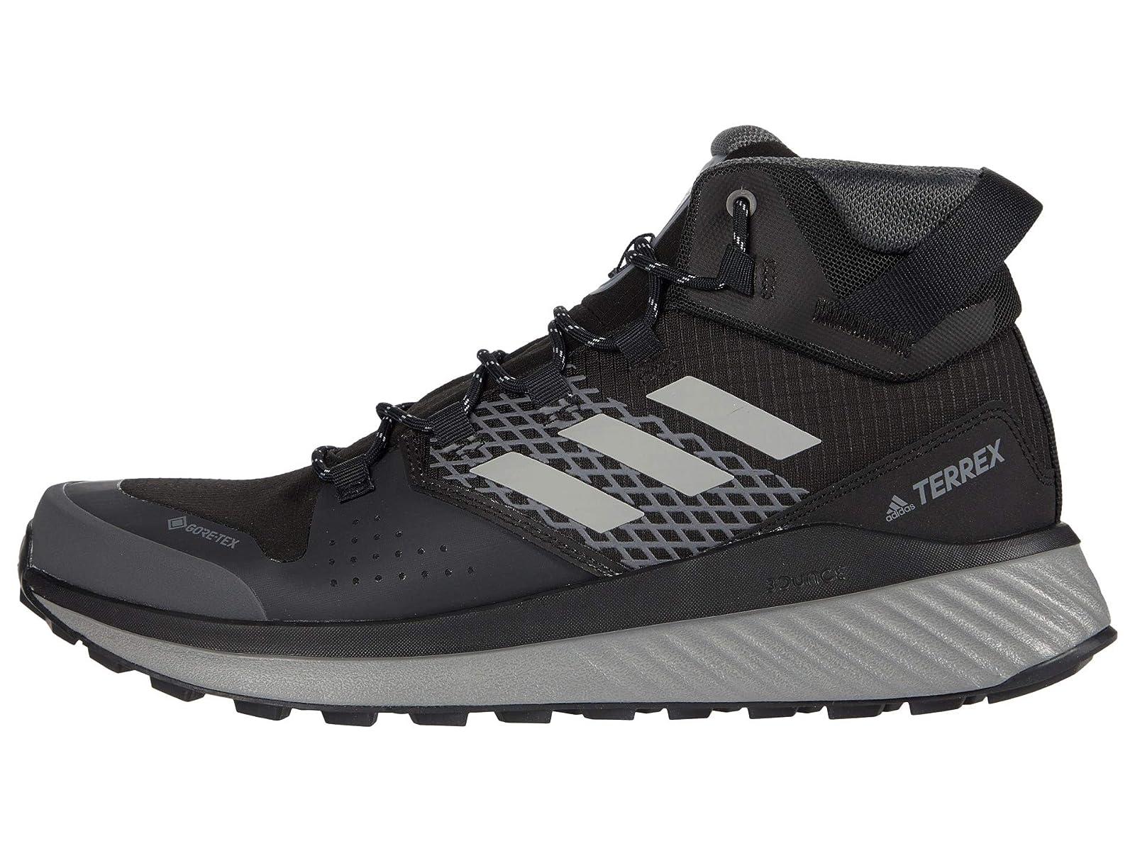 Mannes-Schuhe-Adidas-Outdoor-TERREX-folgian-Hiker-Mid-GTX Indexbild 5