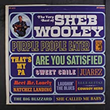 the very best of sheb wooley