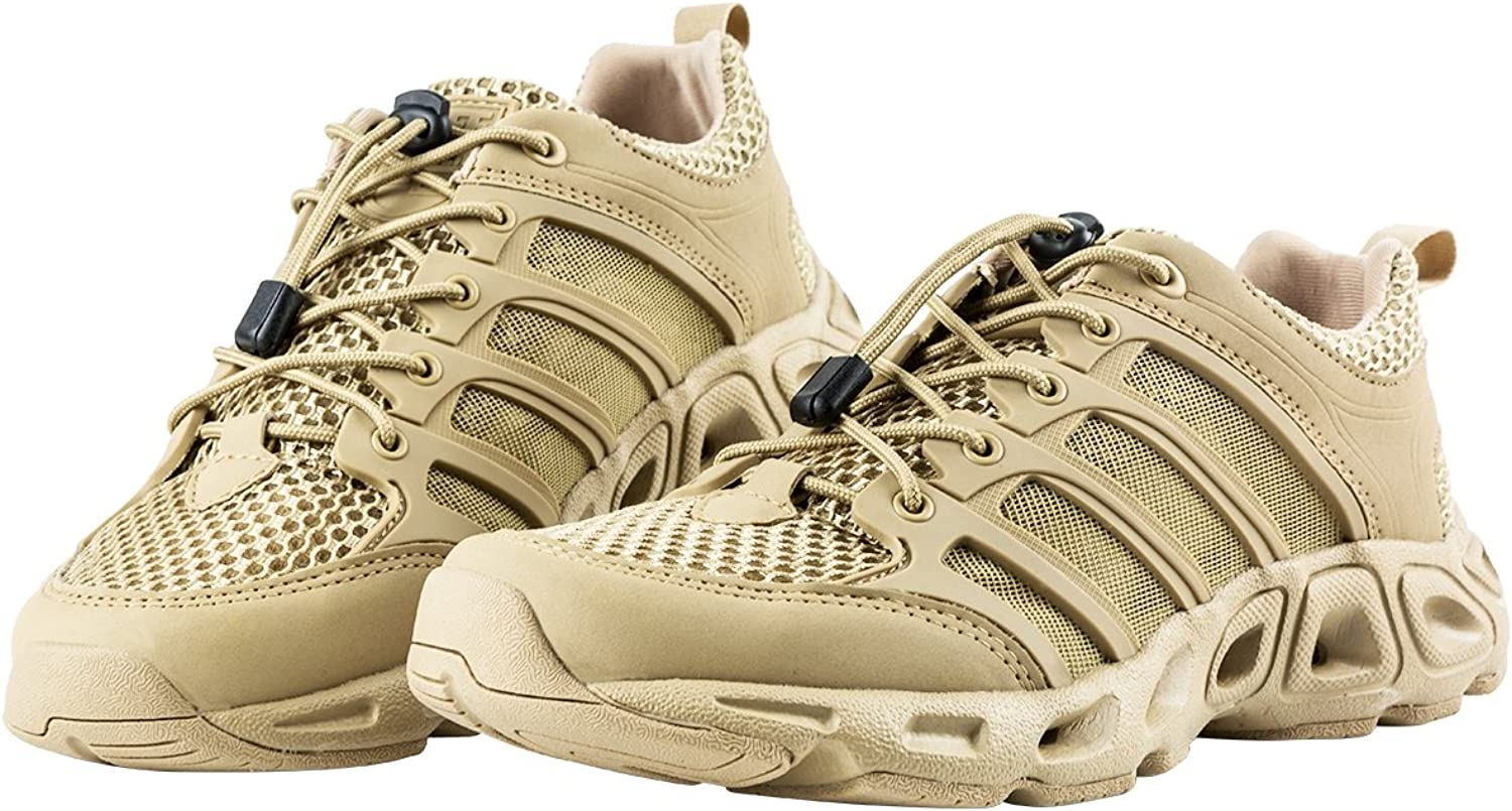 FREE SOLDIER Outdoor Men's Upstream shoes Ultra Light Breathable Quick Drying Tactical shoes