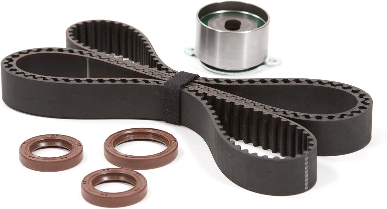 Evergreen OK4008B//2//1//1 Fits 97-01 Acura Integra Type-R Vtec 1.8L DOHC 16V B18C5 Engine Rebuild Kit