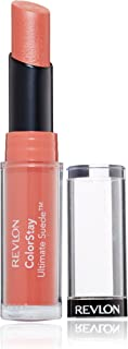 Revlon Colorstay Ultimate Suede Lipstick, Flashing Lights, 0.09 Ounce