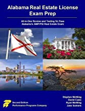 Alabama Real Estate License Exam Prep: All-in-One Review and Testing to Pass Alabama's AMP/PSI Real Estate Exam PDF