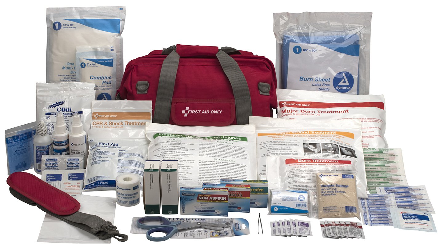 First Aid Only 9000 132 Piece Balli Surprise price Kit All-Terrain in In a popularity