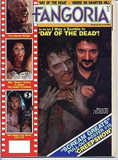 Fangoria Magazine 43 The Day Of The Dead CREEPSHOW John Ashley ZOMBIE Carlo Rambaldi MARIO BAVA March 1985 (Fangoria Magazine)