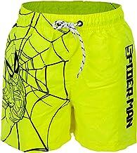 Spiderman Marvel zwemshorts voor jongens, geel, 3/4/6/8 jaar