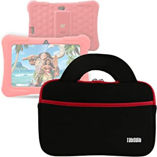 """TabSuit 7\"""" Tablet Sleeve Bag Compatible for Dragon Touch Y88X Pro/Y88X/M7 Kids Tablet, MatrixPad S7, Z1 Kids Tablet, iPad..."""