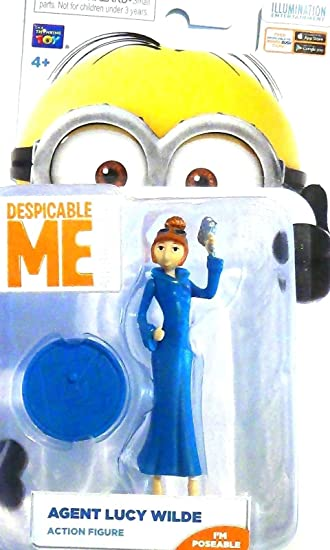 Fotos de lucy wilde Buy Despicable Me 2 Lucy Wilde Minion Figure Online At Low Prices In India Amazon In