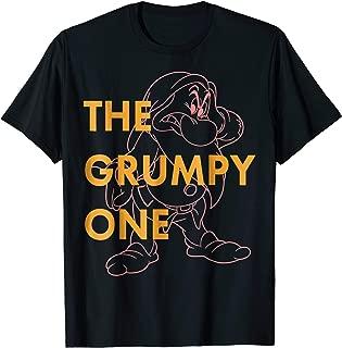Disney Snow White The Grumpy One Graphic T-Shirt