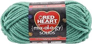 Coats Yarn Red Heart Mixology Solids Yarn-Jade, Other, Multicoloured, 13.43 x 13.43 x 24.86 cm