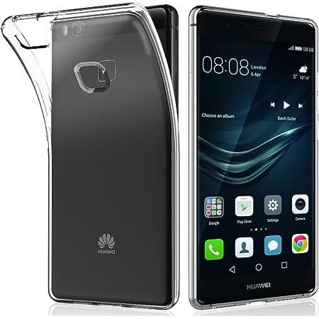 LONVIPI, Cover Huawei P9 LITE Custodia Trasparente ANTIURTO ...