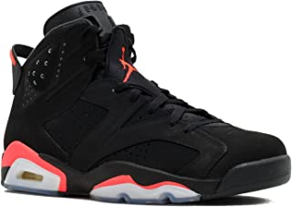 92ca68bd452b Jordan Air 6 Retro Men s Shoes Black Infrared 384664-023