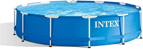 new arrival Intex 28210EH 12 Foot x 30 Inch Above Ground Swimming Pool That new arrival Fits up to 6 People with Easy Set-Up online (Pump Not Included) sale