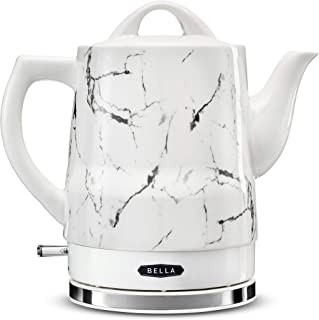Best electric tea kettle blue Reviews