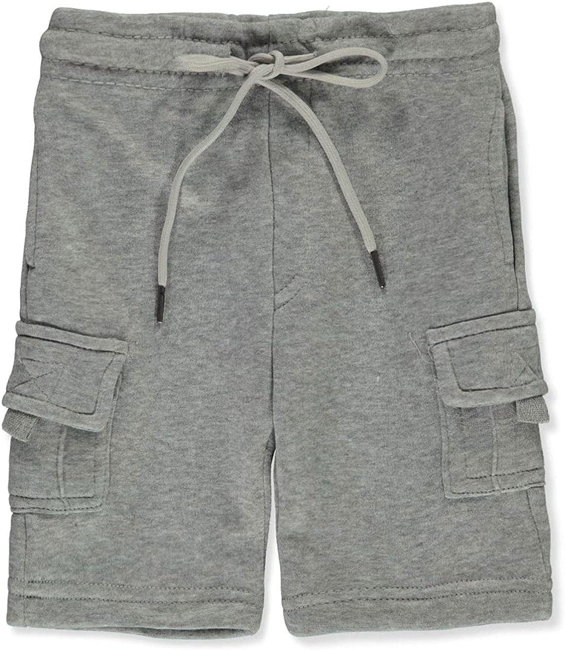 Cookie's Boys' Fleece Cargo Shorts