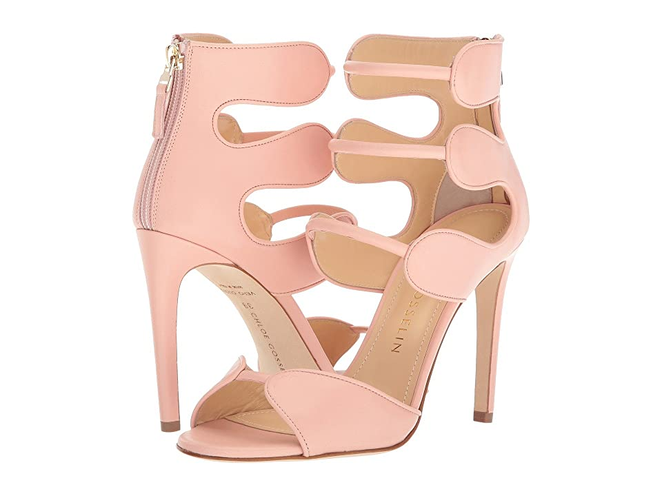 CHLOE GOSSELIN Larkspur Heel (Light Pink) Women
