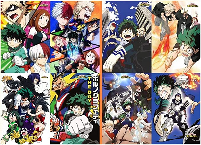 Fairy Tail Poster 16.5x11.5