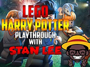 Lego Harry Potter Playthrough With Stan Lee