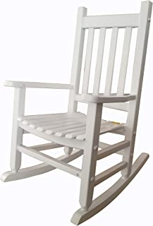 Marvelous Amazon Com White Rocking Chairs Chairs Patio Lawn Camellatalisay Diy Chair Ideas Camellatalisaycom
