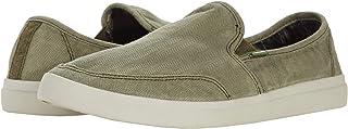 حذاء Sanuk للرجال Vagabond سهل الارتداء ، زيتوني ، 10. 5