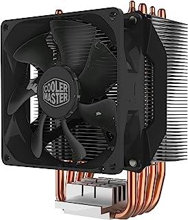 Cooler Master Hyper H412R CPU Air Cooler '4 Heatpipes, Compact Heatsink, Easy Installation' RR-H412-20PK-R2