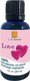 L A NATURALS Essential Love Oil, 0.02 Pound