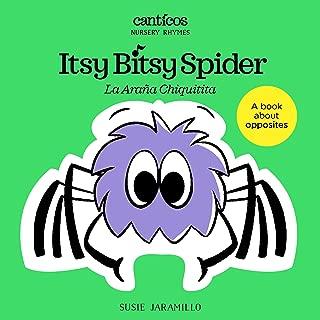 Itsy Bitsy Spider / La Araña Chiquitita