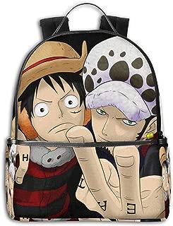 ONE Piece Backpack Fashion School Star Printed Bag