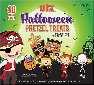 Utz Halloween Pretzel Treats - 40ct
