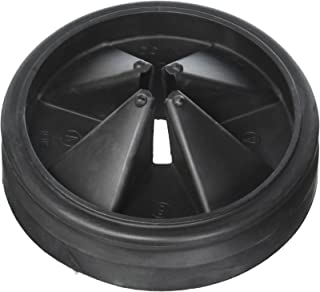 InSinkErator QCB-AM Anti-Microbial Quiet Collar Sink Baffle, 3.25-Inch Diameter, Black