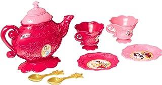 Disney Jakks Princess Small 8 Piece Value Tea Girl Kitchen Playset