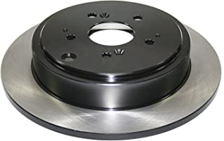 DuraGo BR3131802 Rear Solid Disc Premium Electrophoretic Brake Rotor