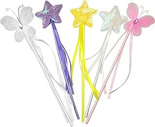 wand star butterfly