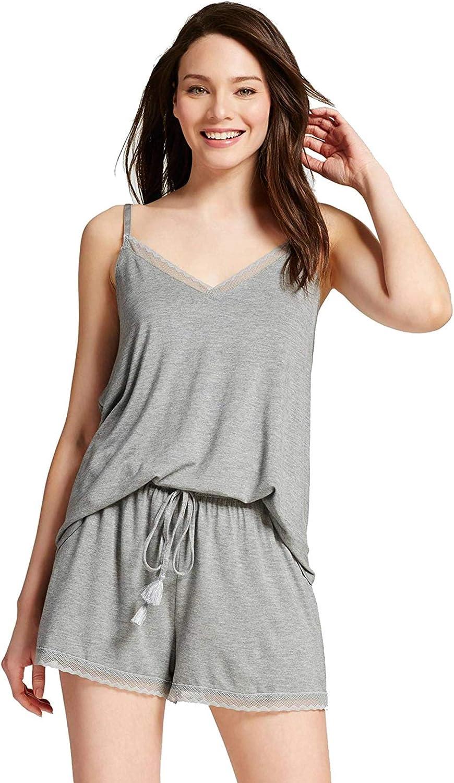 Gilligan & O'Malley Women's Shorts Pajama Set Total Comfort