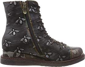 Laura Vita Women's Ernault 02 Combat Boots