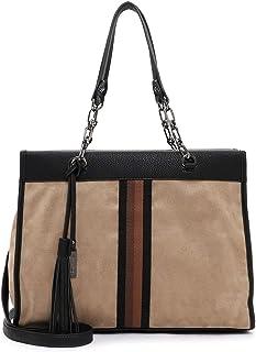 Tamaris Shopper Brenda 30665 Damen Handtasche Materialmix