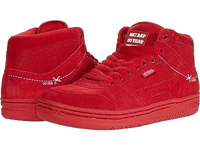 etnies MC Rap High (Red/White) Men