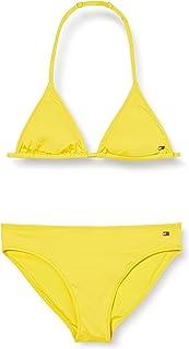 Tommy Hilfiger Triangle Set Bikini para Niñas