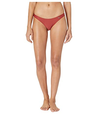 Body Glove Smoothies Basic Bikini Bottom (Spice) Women