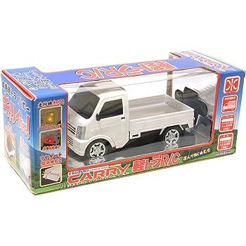 SUZUKI(スズキ) CARRY(キャリイ) R/C スズキ株式会社承認済みラジオコントロールカー ホワイト