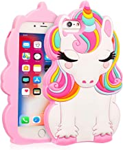 Coralogo Case Compatible for iPod Touch 7/6/5, Cute Animal Cartoon Fashion Soft Cover..
