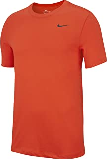 Nike Men's Dry Tee Drifit Cotton Crew Solid